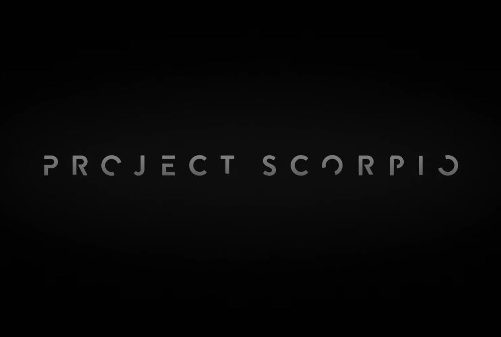 Project Scorpio Header