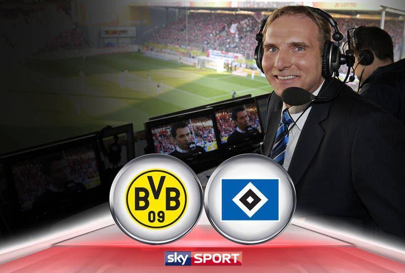 Sky Sport Dortmund Hamburg Kai Dittmann Free TV
