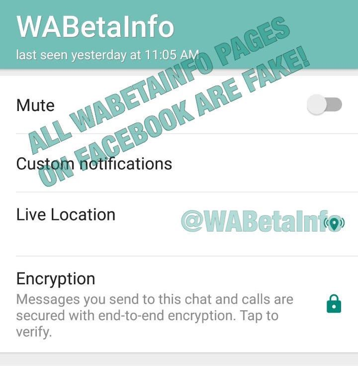 WhatsApp: Live-Standort wird auch für einzelne Chats