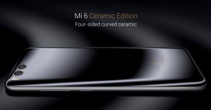 Xiaomi Mi 6 Keramik