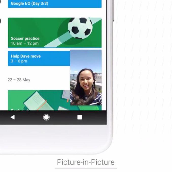 Android 8 Bild in Bild