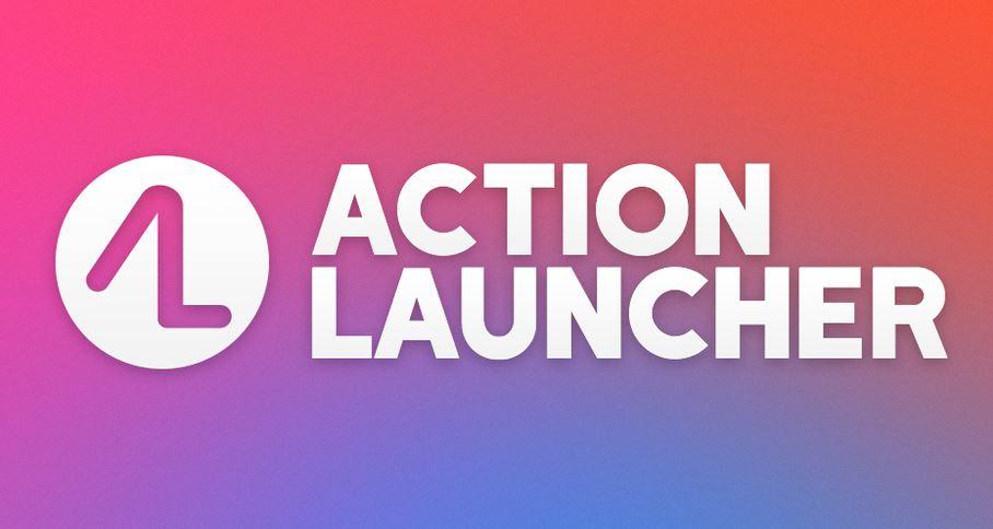 Action Launcher Header 2017