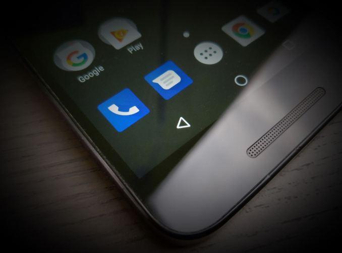 Android Navigation Bar Zurück Taste