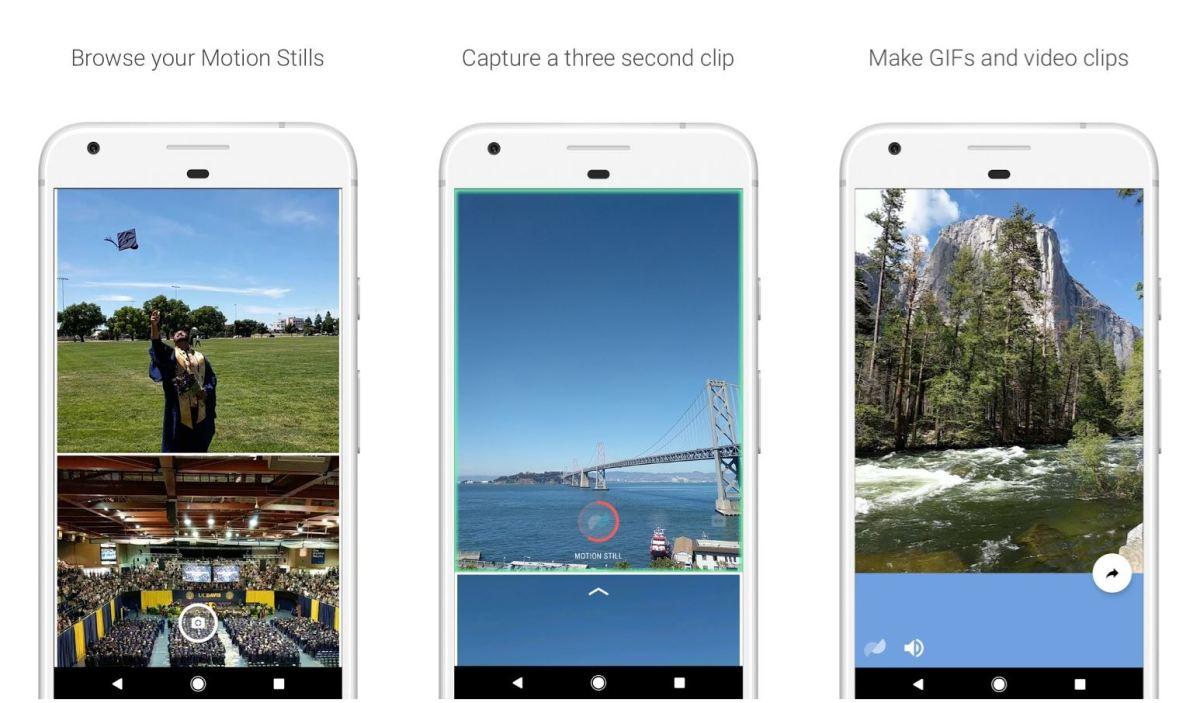Motion Skills Android App
