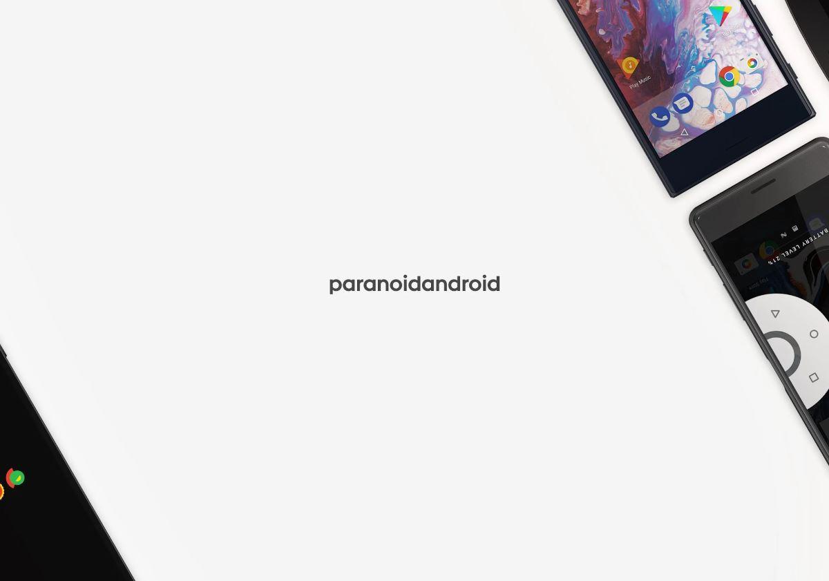 Paranoid Android July 17 Header