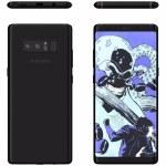Samsung Galaxy Note8 leak 2