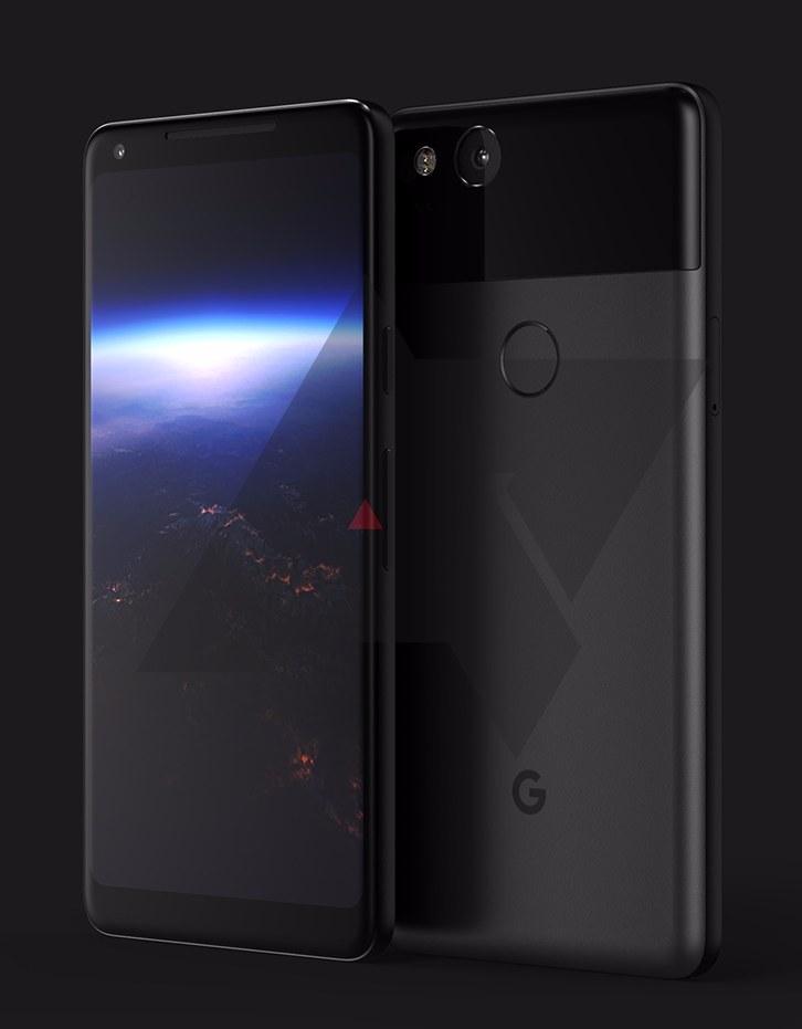 Google Pixel XL 2 Leak