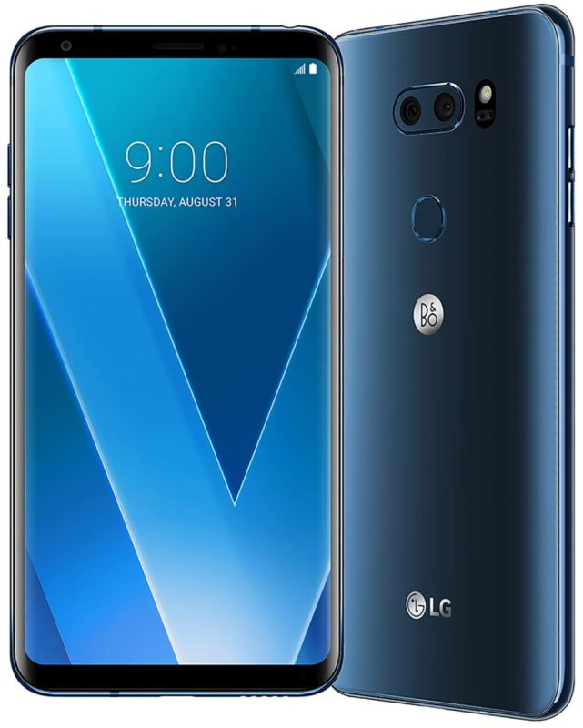 LG V30 Blau