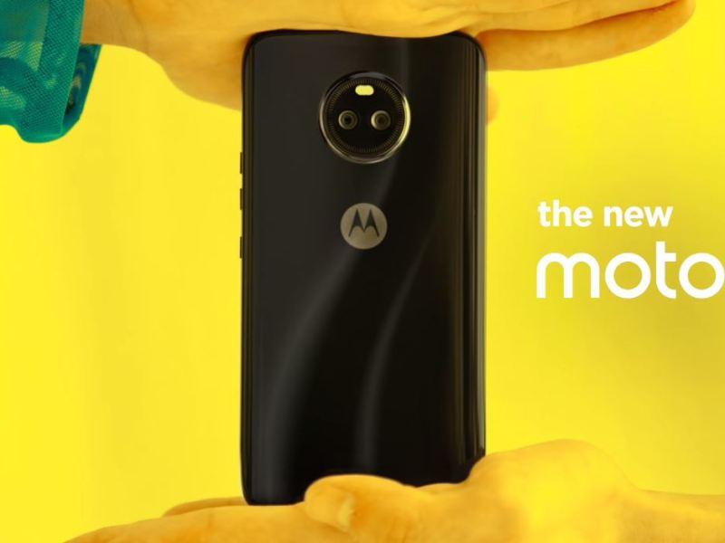 Motorola Moto X4 Header