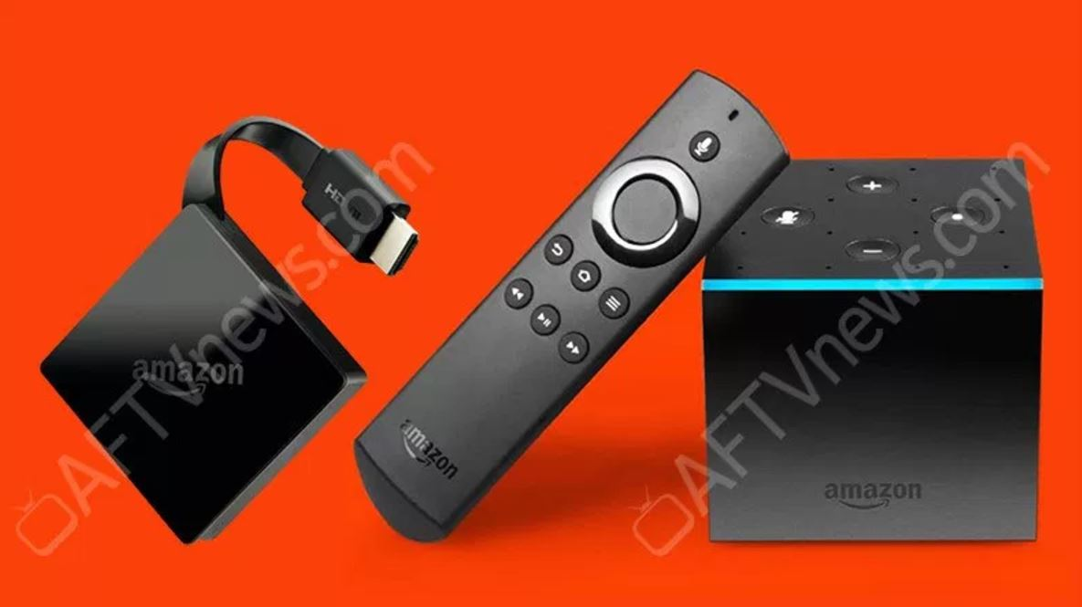 Fire TV 2017 Leak