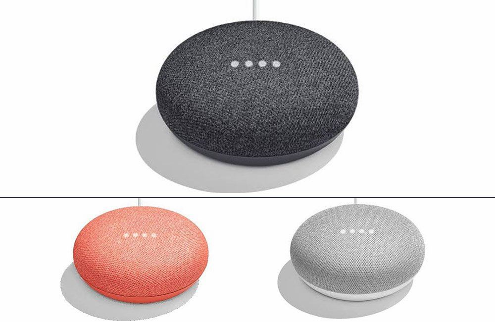 Google Home Mini Leak