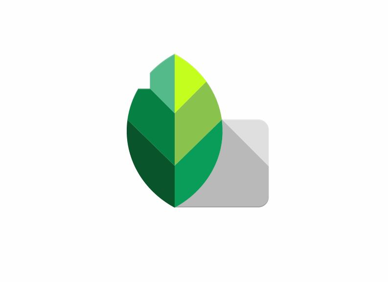 Snapseed Logo Header 2017