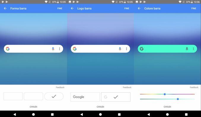 Google App Bar Update Oktober 2017 Beta