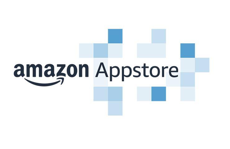 Amazon Appstore Logo 2017 Header