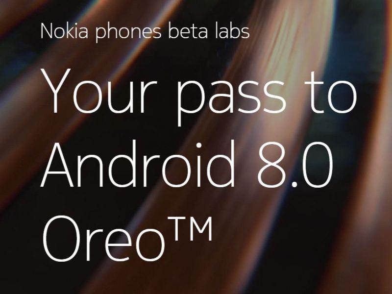 Android 8 Nokia Beta