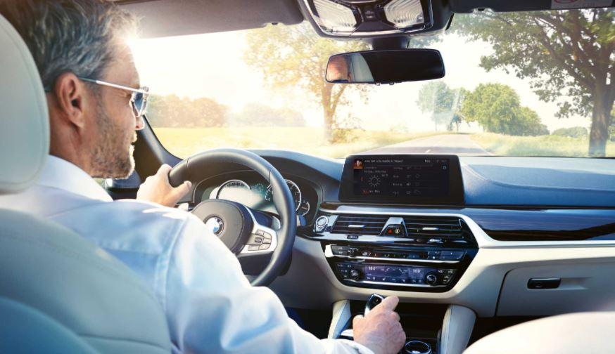 BMW Alexa