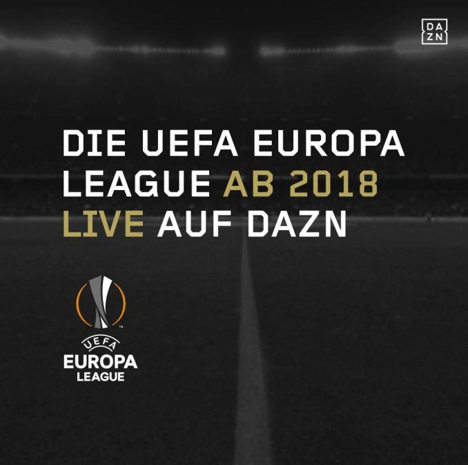 DAZN Europa League 2018