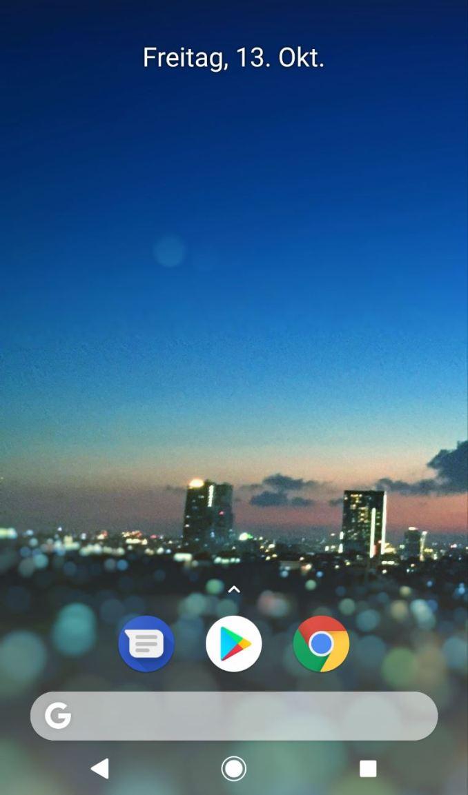Pixel Launcher Pixel 2 Screenshots (1)