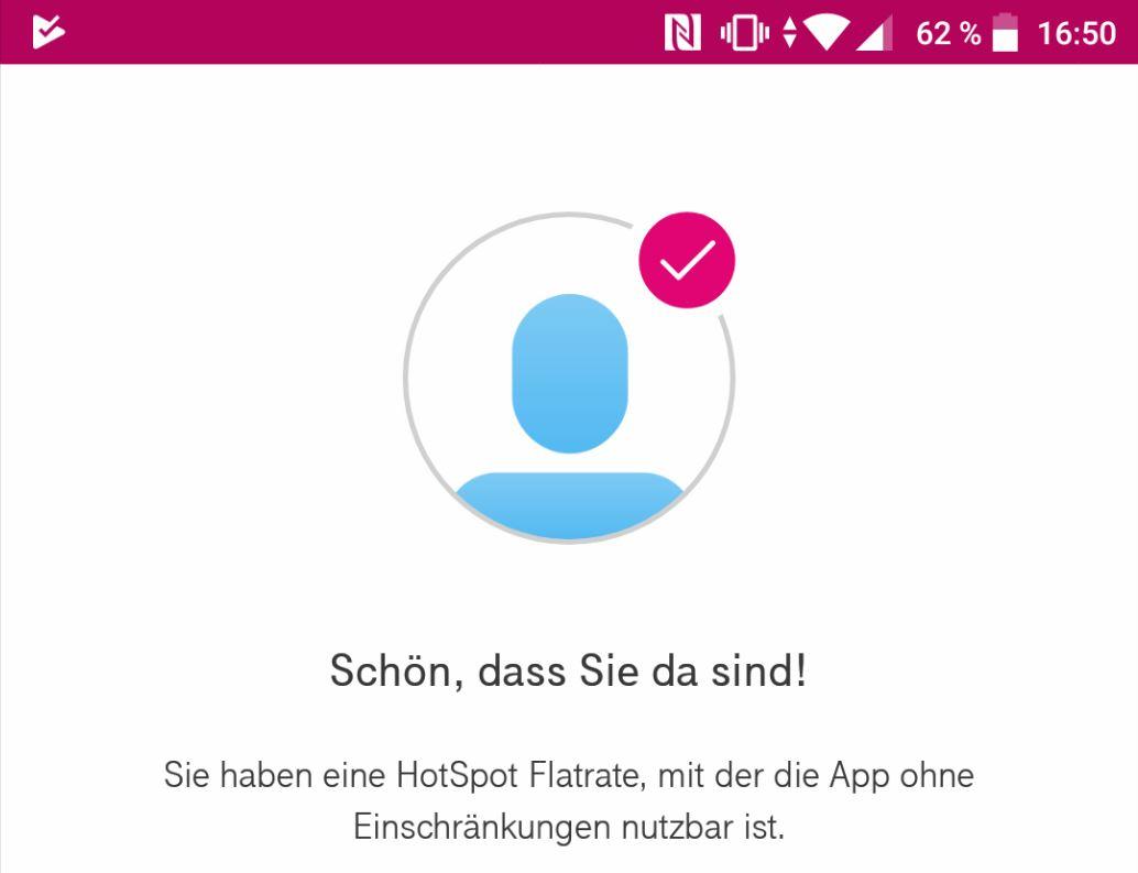 Login Connect App Telekom