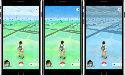 Pokemon Go Wetter Update