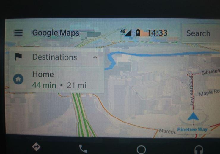 Android Auto Pixelmatsch-Bug (1)