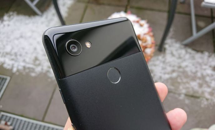 Google Pixel 2 XL Test