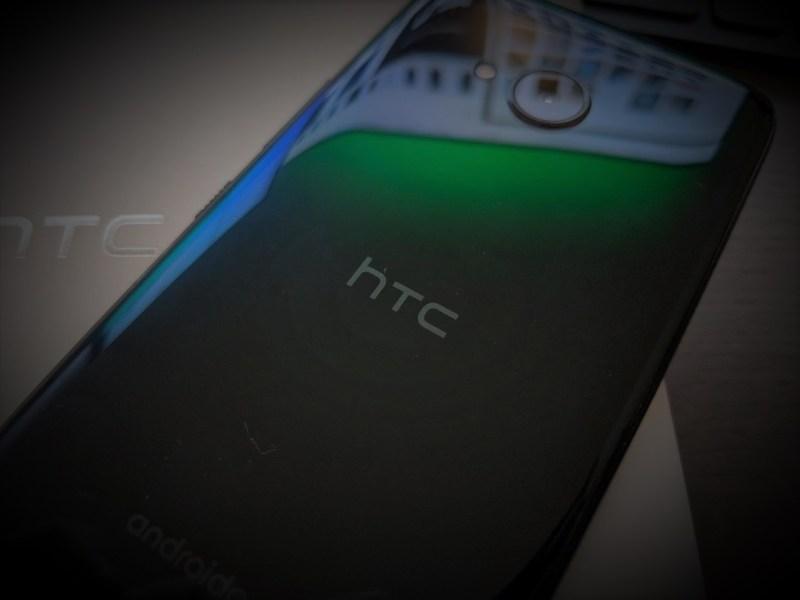 HTC Logo Rückseite U11 Life Header
