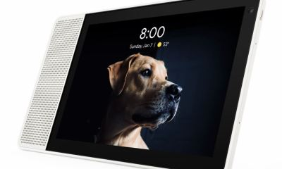 Lenovo Smart Display Google Assistant 2018