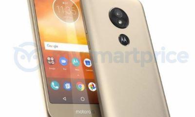 Motorola Moto E5 Leak