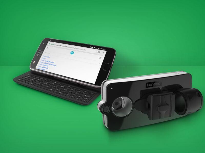 Motorola Moto Mod Tastatur