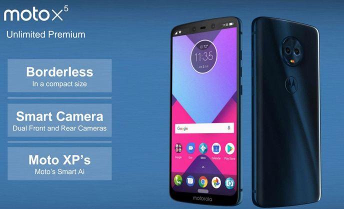 Motorola Moto X5 Leak