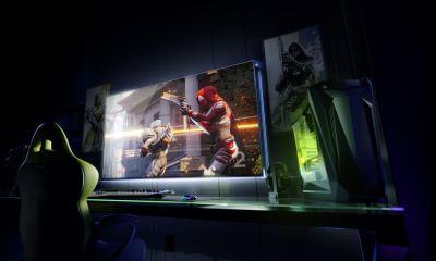 Nvidia 65 Zoll Gaming Monitor