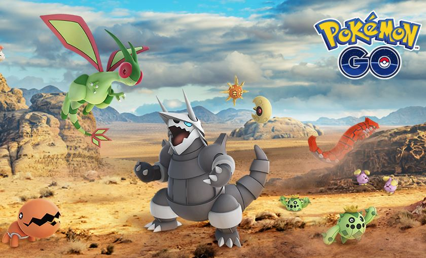 Pokemon GO Hoenn Update