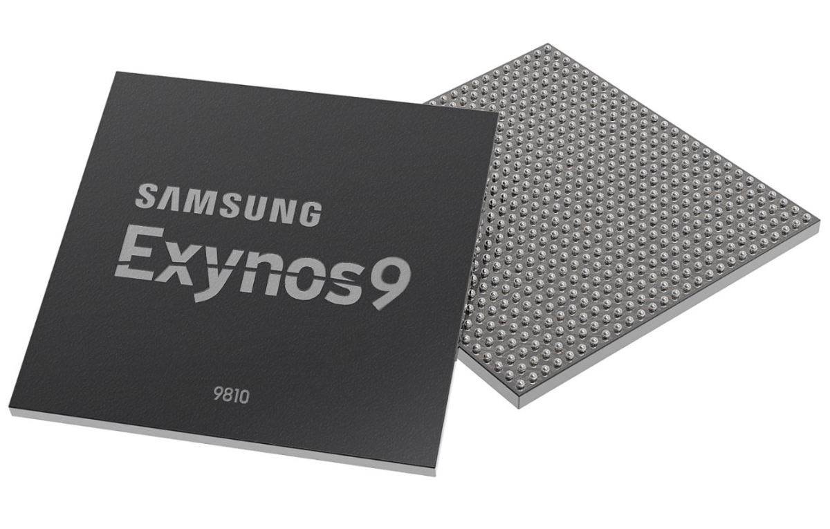 Samsung Exynos 9 8910 Samsung Galaxy S9 Prozessor