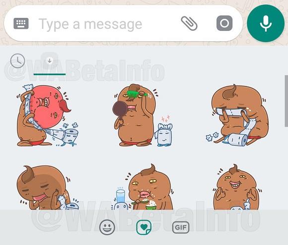 WhatsApp Sticker Leak