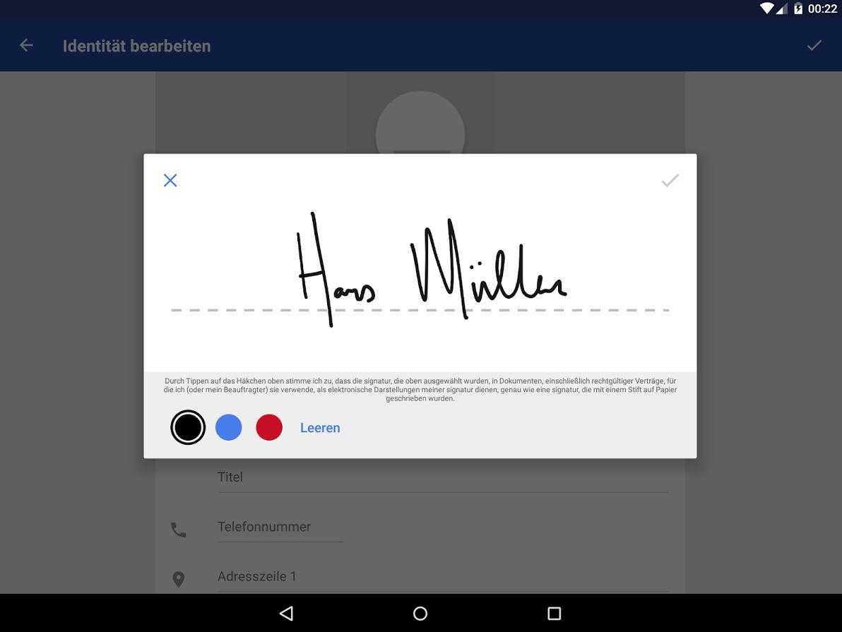 DocuSign Dokumente schnell und einfach digital unterzeichnen