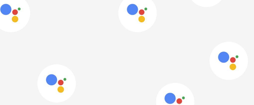 Google Assistant Header