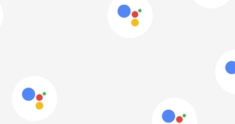 Google Assistant Header