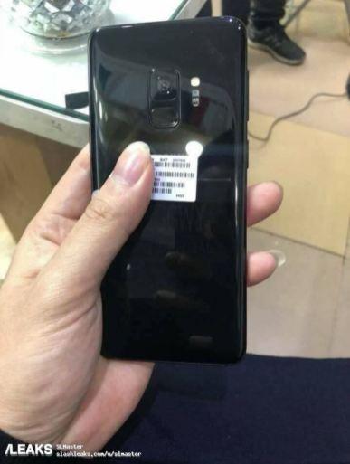 Samsung Galaxy S9 Leak (2)