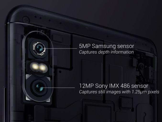 Xiaomi Redmi Note 5 Pro Dualkamera