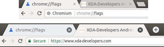Chrome OS Top Bar Touch