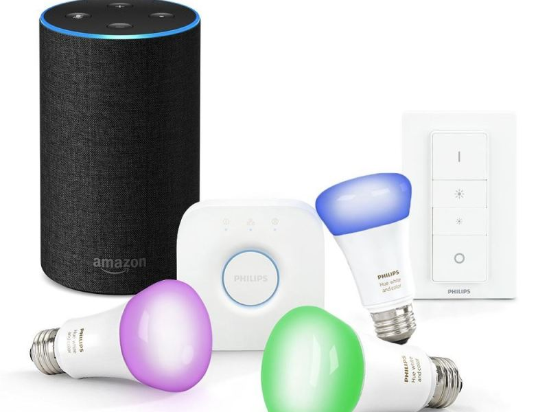 Philips Hue und Amazon Echo Bundle