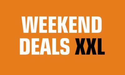 Saturn Weekend Deals XXL Header