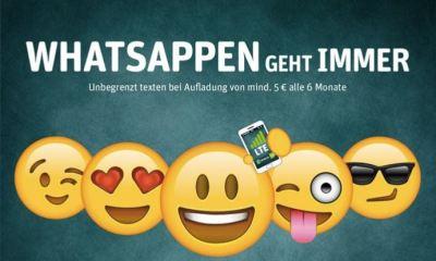 WhatsApp SIM Header