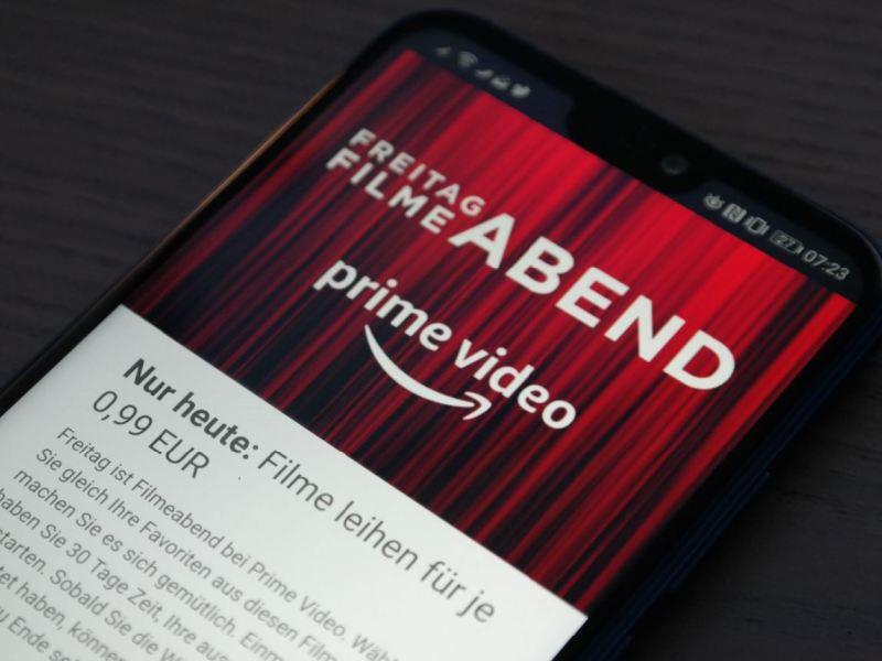 Amazon Freitagskino Filmeabend 99 Cent Header