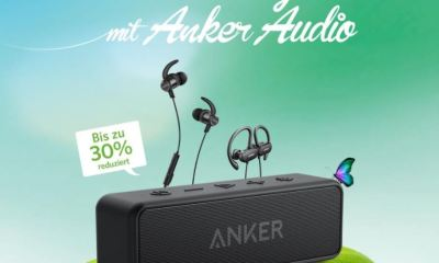 Anker Frühlings Deals April 2018