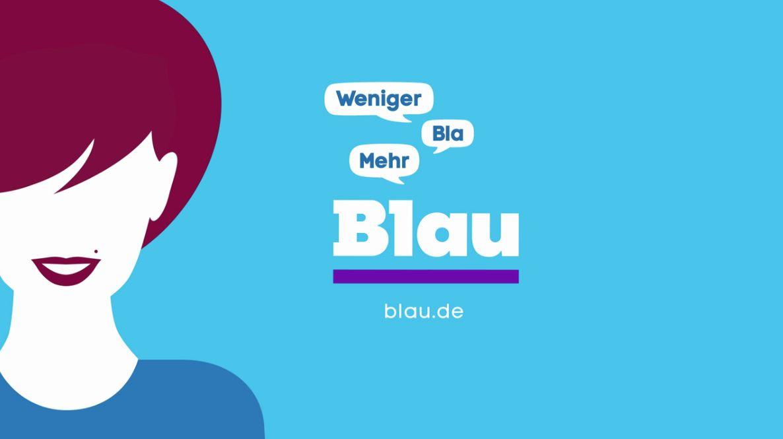 Blau Provider Header
