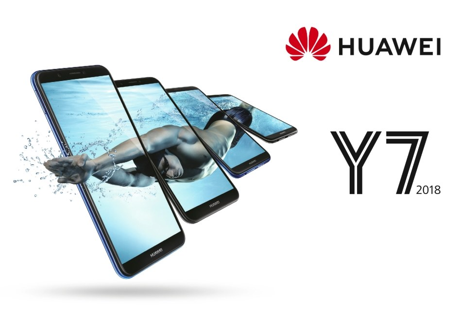 Huawei Y7 2018 Header
