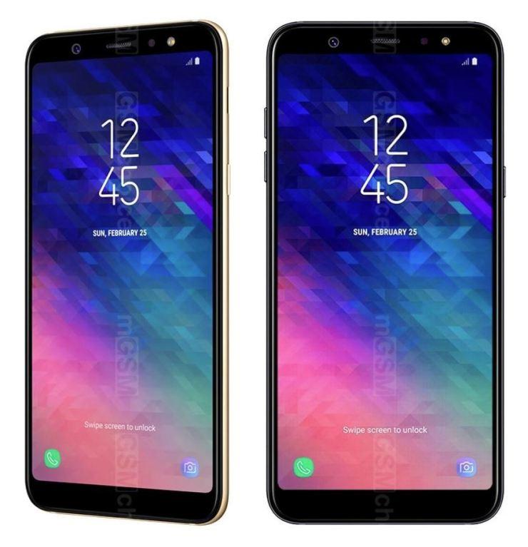 Samsung Galaxy A6 Leak