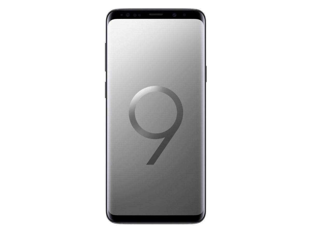 Samsung Galaxy S9 Grau Header